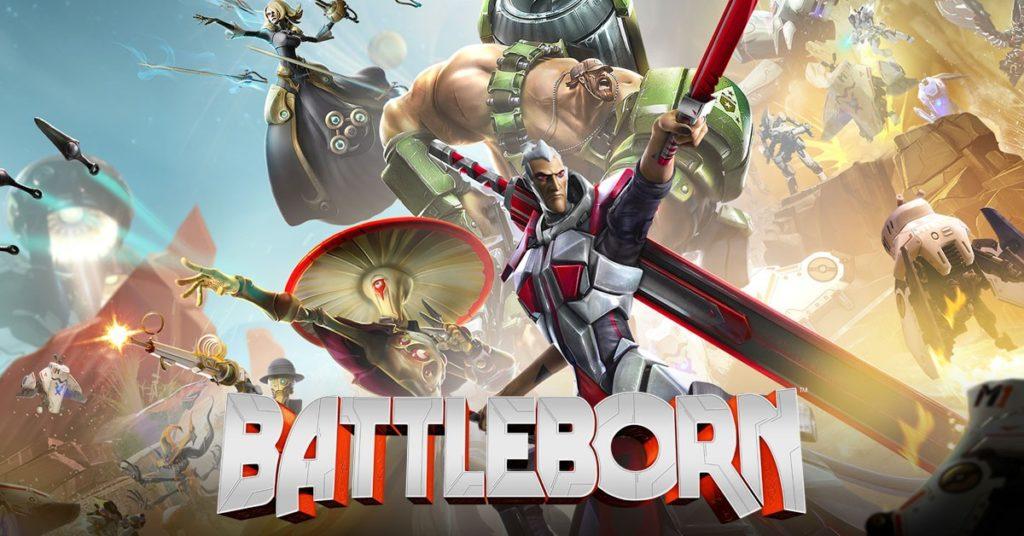 Battle Born Game